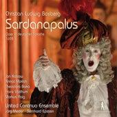Boxberg: Saradanapalus (Live) by Various Artists