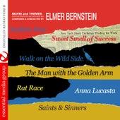 Movie and Tv Themes (Digitally Remastered) by Elmer Bernstein