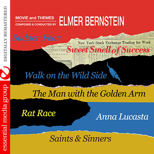 Movie and Tv Themes (Digitally Remastered) by Elmer Bernstein