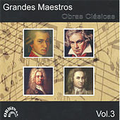 Grandes Maestros, Obras Clásicas, Vol. 3 by Various Artists