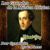 Edvard Grieg, Los Grandes de la Música Clásica by Various Artists