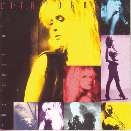Best Of Lita Ford by Lita Ford
