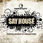 Say House Vol. 1 by Various Artists