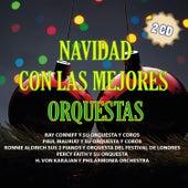 Navidad Con las Mejores Orquestas by Various Artists