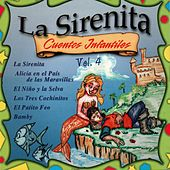 La Sirenita Volumen 4 by Cuentos Infantiles (Popular Songs)