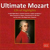 Ultimate Mozart (12h of Highlights) by Various Artists