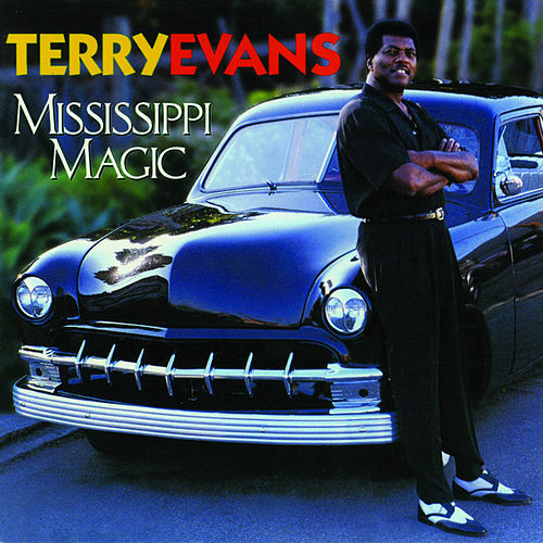 Mississippi Magic by Terry Evans