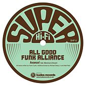 Avance ! by All Good Funk Alliance