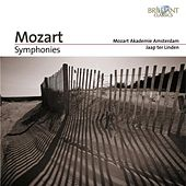 Mozart: Symphonies by Jaap Ter Linden