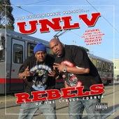 Rebels of the Street Corner by UNLV