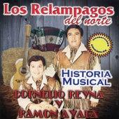Historia Musical Cornelio Reyna y Ramon Ayala by Los Relampagos Del Norte