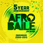 Obrigado (2008-2013) by Various Artists