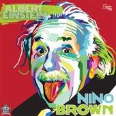 Albert Einstein by Nino Brown