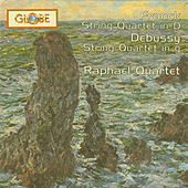Franck & Debussy by Raphael Quartet