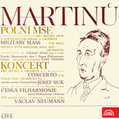 Martinů:  Field Mass, Concerto for Violin and Orchestra No. 1 (Live) by Various Artists