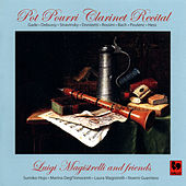 Pot Pourri Clarinet Recitals by Various Artists