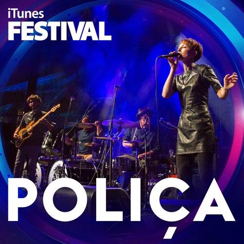 Itunes Festival: London 2013 by Poliça
