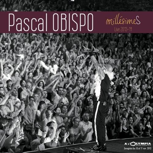 MillésimeS (Live 2013-14) by Pascal Obispo