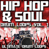 Hip Hop and Soul Drum Loops, Vol. 1 by Ultimate Drum Loops