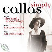 Simply Callas by Various Artists