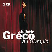A L'Olympia by Juliette Greco