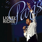 Live In Paris by Lionel Richie