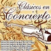 Clásicos en Concierto by Various Artists