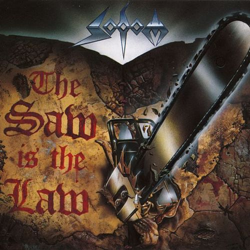 The saw is the law by Sodom
