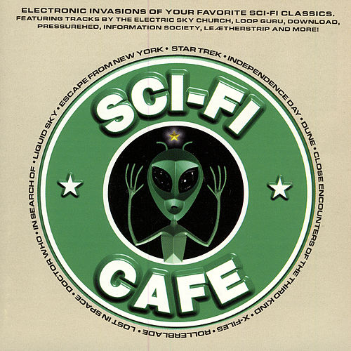 Sci-Fi Café by Various Artists