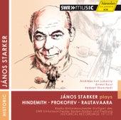 János Starker Plays Hindemith, Prokofiev & Rautavaara by János Starker