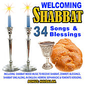 Welcoming Shabbat by David & The High Spirit