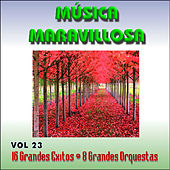 Música Maravillosa Vol. 23 16 Grandes Exitos 8 Grandes Orquestas by Various Artists