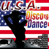 U.S.A. Disco & Dance by Various Artists