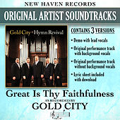 Great Is Thy Faithfulness (Performance Tracks) by Gold City