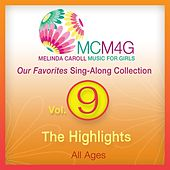 MCM4G, Vol. 9: The Highlights (All Ages) by Melinda Caroll