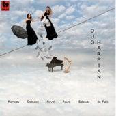 Rameau - Debussy - Ravel - Fauré - Salzedo - de Falla by Duo Harpian