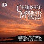 Cherished Moments: Songs of the Jewish Spirit by Various Artists