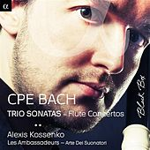 C.P.E. Bach: Trio Sonatas & Flute Concertos by Various Artists