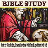 Bible Study: Music for Bible Reading, Personal Devotions, Quiet Time & Appointment With God by Robbins Island Music Group
