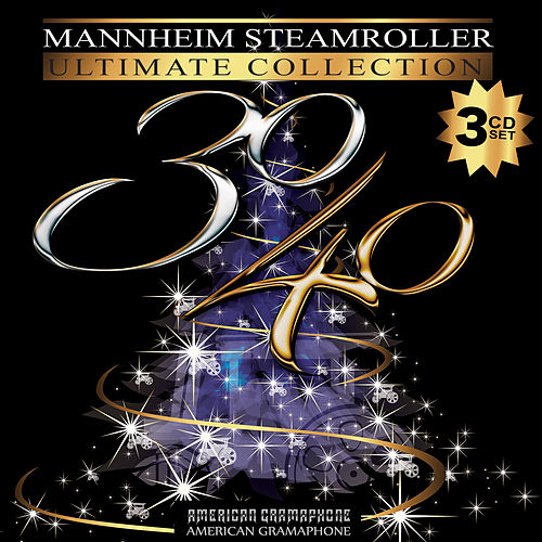 30/40 Ultimate Collection by Mannheim Steamroller