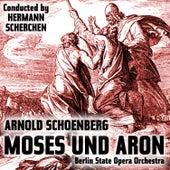 Arnold Schoenberg: Moses und Aron by Helmut Melchert