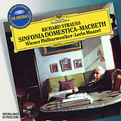 Strauss, R.: Sinfonia Domestica; Macbeth by Wiener Philharmoniker