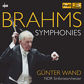 Brahms: Symphonies (Live) by NDR-Sinfonieorchester