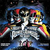 Mighty Morphin Power Rangers: The Movie by Graeme Revell