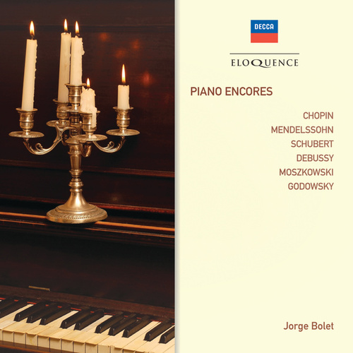 Piano Encores by Jorge Bolet