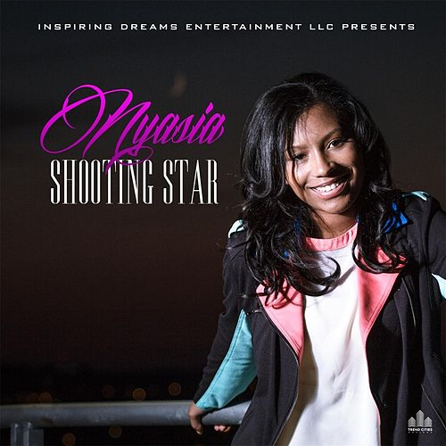 Shooting Star by Nyasia