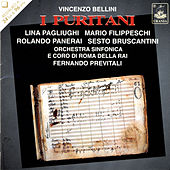 Bellini: I Puritani by Various Artists
