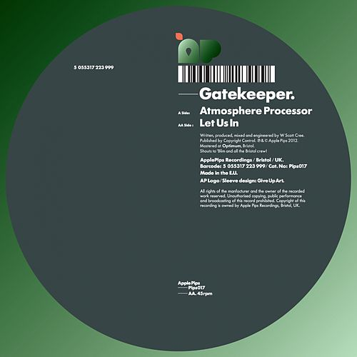 Atmosphere Processor by Gatekeeper