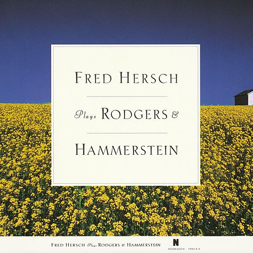 Plays Rodgers & Hammerstein by Fred Hersch