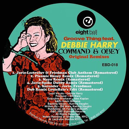 Groove Thing (feat. Debbie Harry)